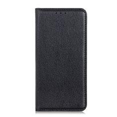 Coque Portefeuille Livre Cuir Etui Clapet L04 pour Google Pixel 4 XL Noir