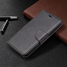 Coque Portefeuille Livre Cuir Etui Clapet L04 pour Nokia 1.3 Noir