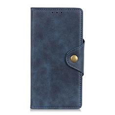 Coque Portefeuille Livre Cuir Etui Clapet L05 pour HTC Desire 19 Plus Marron