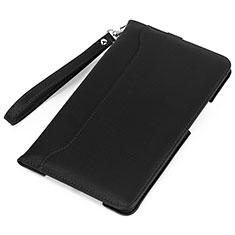 Coque Portefeuille Livre Cuir Etui Clapet L05 pour Huawei MatePad 5G 10.4 Noir