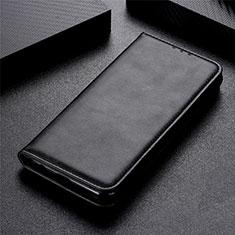Coque Portefeuille Livre Cuir Etui Clapet L05 pour LG Stylo 6 Noir