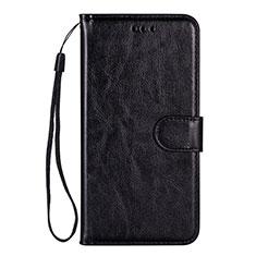 Coque Portefeuille Livre Cuir Etui Clapet L05 pour Samsung Galaxy S20 5G Noir