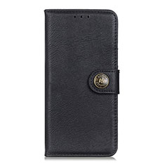 Coque Portefeuille Livre Cuir Etui Clapet L05 pour Xiaomi Poco X3 NFC Noir