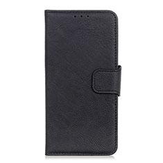 Coque Portefeuille Livre Cuir Etui Clapet L06 pour OnePlus 7T Pro 5G Noir