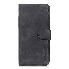 Coque Portefeuille Livre Cuir Etui Clapet L06 pour Xiaomi Poco X3 NFC Noir