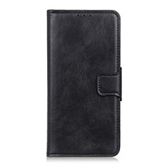 Coque Portefeuille Livre Cuir Etui Clapet L07 pour Nokia 1.3 Noir