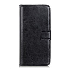 Coque Portefeuille Livre Cuir Etui Clapet L07 pour Realme Q2 Pro 5G Noir
