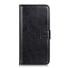 Coque Portefeuille Livre Cuir Etui Clapet L07 pour Realme X7 Pro 5G Noir
