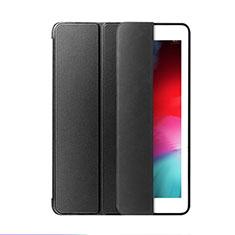 Coque Portefeuille Livre Cuir Etui Clapet L09 pour Huawei MediaPad M6 10.8 Noir