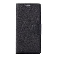 Coque Portefeuille Livre Cuir Etui Clapet L09 pour Huawei P20 Pro Noir