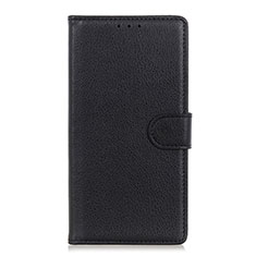 Coque Portefeuille Livre Cuir Etui Clapet L09 pour LG K41S Noir