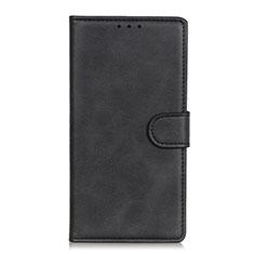 Coque Portefeuille Livre Cuir Etui Clapet L09 pour Nokia 8.3 5G Noir
