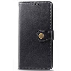 Coque Portefeuille Livre Cuir Etui Clapet L09 pour Samsung Galaxy M21s Noir