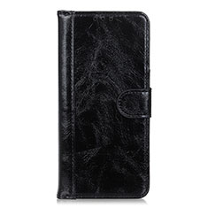 Coque Portefeuille Livre Cuir Etui Clapet L10 pour Realme Q2 Pro 5G Noir