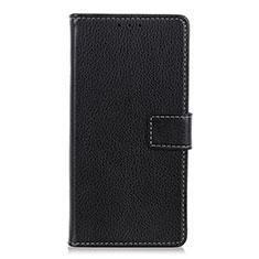 Coque Portefeuille Livre Cuir Etui Clapet L11 pour Samsung Galaxy S20 FE 5G Noir