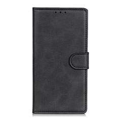 Coque Portefeuille Livre Cuir Etui Clapet N06 pour Huawei P40 Noir