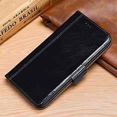 Coque Portefeuille Livre Cuir Etui Clapet P01 pour Samsung Galaxy S9 Noir