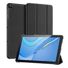 Coque Portefeuille Livre Cuir Etui Clapet pour Huawei MatePad T 10s 10.1 Noir