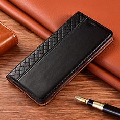 Coque Portefeuille Livre Cuir Etui Clapet pour Nokia 2.4 Noir