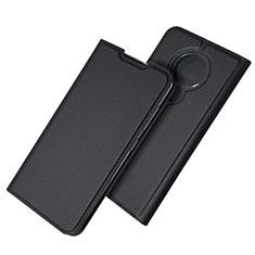 Coque Portefeuille Livre Cuir Etui Clapet pour Nokia 6.2 Noir
