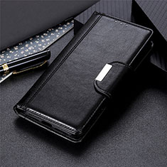 Coque Portefeuille Livre Cuir Etui Clapet pour OnePlus Nord N100 Noir