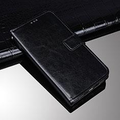Coque Portefeuille Livre Cuir Etui Clapet pour Sony Xperia 10 Noir