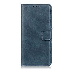 Coque Portefeuille Livre Cuir Etui Clapet pour Sony Xperia 5 Bleu