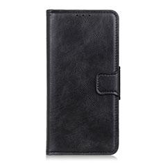 Coque Portefeuille Livre Cuir Etui Clapet pour Sony Xperia 5 Noir
