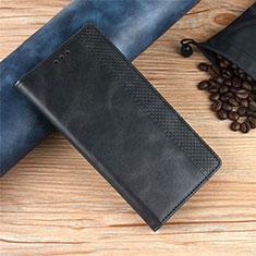 Coque Portefeuille Livre Cuir Etui Clapet pour Xiaomi Poco X3 NFC Noir