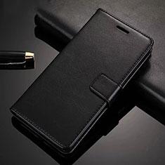 Coque Portefeuille Livre Cuir Etui Clapet pour Xiaomi Redmi Note 8 Pro Noir