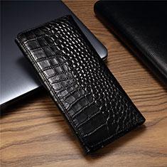 Coque Portefeuille Livre Cuir Etui Clapet T01 pour Huawei Mate Xs 5G Noir