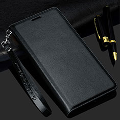 Coque Portefeuille Livre Cuir Etui Clapet T02 pour Samsung Galaxy S20 Ultra 5G Noir