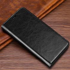 Coque Portefeuille Livre Cuir Etui Clapet T04 pour Samsung Galaxy S20 Ultra 5G Noir