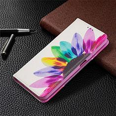Coque Portefeuille Livre Cuir Etui Clapet T05 pour Xiaomi Mi 10T Lite 5G Colorful