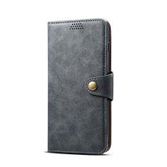 Coque Portefeuille Livre Cuir Etui Clapet T08 pour Samsung Galaxy S10e Noir