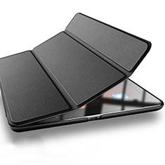 Coque Portefeuille Livre Cuir L03 pour Xiaomi Mi Pad 3 Noir