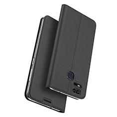 Coque Portefeuille Livre Cuir pour Asus Zenfone 3 Zoom Noir