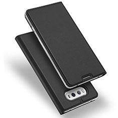 Coque Portefeuille Livre Cuir pour LG V20 Noir
