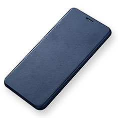 Coque Portefeuille Livre Cuir pour Samsung Galaxy A5 (2016) SM-A510F Bleu