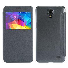 Coque Portefeuille Livre Cuir pour Samsung Galaxy Mega 2 G7508Q Noir