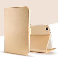 Coque Portefeuille Livre Cuir pour Samsung Galaxy Tab 3 8.0 SM-T311 T310 Blanc
