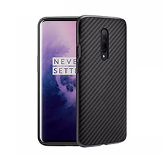 Coque Silicone Gel Serge B02 pour OnePlus 8 Noir