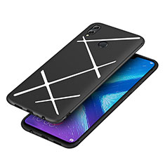 Coque Silicone Gel Serge pour Huawei Honor 8X Blanc