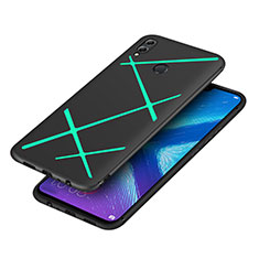 Coque Silicone Gel Serge pour Huawei Honor 8X Vert