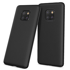 Coque Silicone Gel Serge pour Huawei Mate 20 Pro Noir