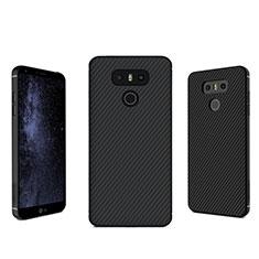 Coque Silicone Gel Serge pour LG G6 Noir