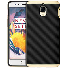 Coque Silicone Gel Serge pour OnePlus 3 Or