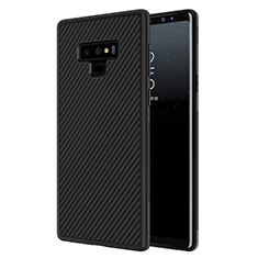 Coque Silicone Gel Serge pour Samsung Galaxy Note 9 Noir