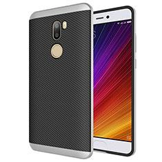 Coque Silicone Gel Serge pour Xiaomi Mi 5S Plus Argent