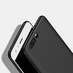 Coque Silicone Gel Souple Couleur Unie pour Huawei Honor 9 Noir